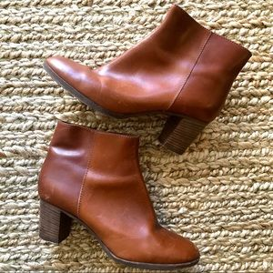 J. Crew Aggie Ankle Boot